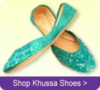 Buy khussa Indian shoes online.